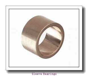 ISOSTATIC FM-610-10  Sleeve Bearings