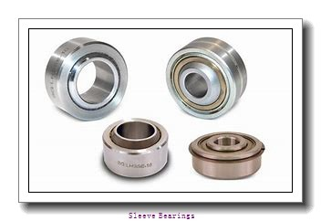 ISOSTATIC CB-1016-08  Sleeve Bearings