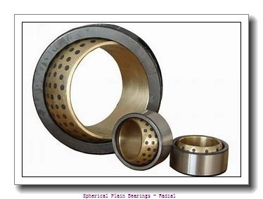 1.575 Inch | 40 Millimeter x 2.441 Inch | 62 Millimeter x 1.102 Inch | 28 Millimeter  RBC BEARINGS MB40-SS  Spherical Plain Bearings - Radial