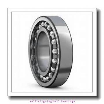 30 mm x 72 mm x 27 mm  FAG 2306-TVH  Self Aligning Ball Bearings