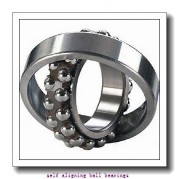 90 mm x 190 mm x 43 mm  FAG 1318-K-M-C3  Self Aligning Ball Bearings