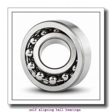 50 mm x 110 mm x 27 mm  FAG 1310-TVH  Self Aligning Ball Bearings