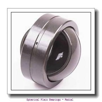 1.5 Inch | 38.1 Millimeter x 2.438 Inch | 61.925 Millimeter x 2.25 Inch | 57.15 Millimeter  RBC BEARINGS B24-EL  Spherical Plain Bearings - Radial